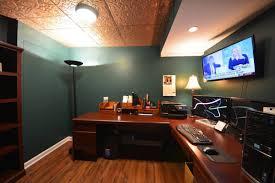 classy 70 basement office ideas decorating inspiration of best 25