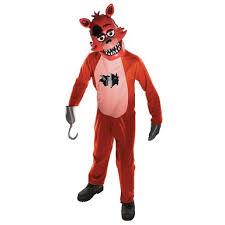 Fox Halloween Costume Foxy Pirate Fox Costume U2013 Nights Freddy Halloween Costumes