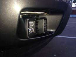 Cube Lights 3 Inch Quad Cube Foglight Kit 2007 2013 Chevrolet Silverado