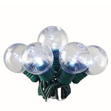 events led globe lights 50 ct