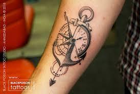 one piece compass tattoo tattoo studio in india archives black poison tattoo studio