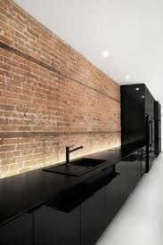 Sharp Contrast Defines The Kitchen 16 Best Kitchens Images On Pinterest Modern Kitchens Kitchen