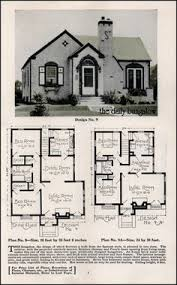 Bungalo Floor Plan Bungalow Floor Plans In The Sears Catalog 1915 To 1917 Modern