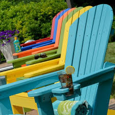 Resin Wood Outdoor Furniture by Best 20 Resin Adirondack Chairs Ideas On Pinterest Firepit