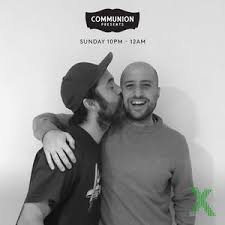 communion presents communion presents on radio x dec 17th by communion presents on