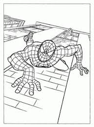 spiderman coloring spiderman coloring pages 4 kids coloring