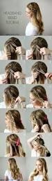 easy back to hairstyles cute quick and easy braids for hermoso peinado tutorial un buen look pra salir de compras