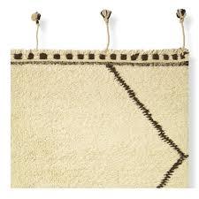 marrakesh diamond moroccan rug williams sonoma