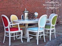 Painted Dining Room Sets 133 Best Dining Room Sets Images On Pinterest Buffet Tables