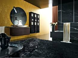 Gold Bathroom Rug Sets Black And Gold Bathroom Decor Accessories Bath Rug Sets White