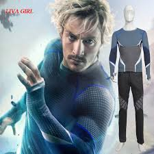 quicksilver movie avengers hot sale the avengers age of ultron quicksilver costume superhero