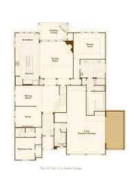 new home plan 247 in lantana tx 76226