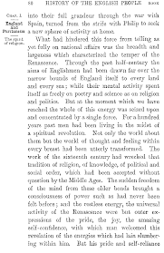 the project gutenberg ebook of history of the english people