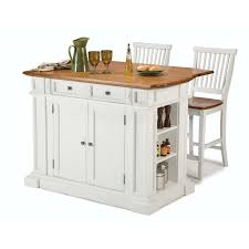 Kitchen Island Construction American Heritage Kitchen Prep Table Butcher Block Top Basil Green