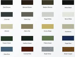 floline colors u0026 finishes hcf panel