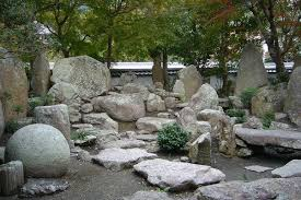 japanese rock garden still your mind after a busy day