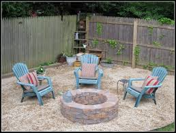 Stone Fire Pit Kit by Lovable Craft Projects Using Patio Pavers With Round Stone Fire
