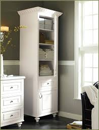 Bathroom Vanity With Side Cabinet White Bathroom Linen Cabinet Fresca Bathroom Linen Side Cabinet