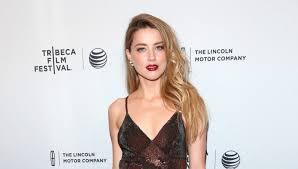Heard Amber Heard U0026 Elon Musk Break Up After A Year Together
