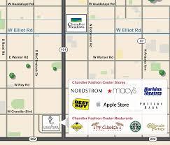 chandler fashion center map apartments in chandler arizona chandler apartment homes