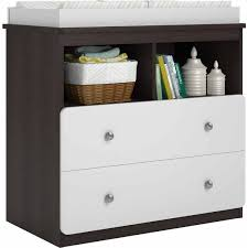 Ebay Changing Table Ameriwood Cosco Willow Lake Changing Table In Coffee House Plank