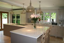 neptune chichester kitchen painted in farrow and ball elephants
