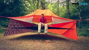 Building A Tent Platform by How To Create A Tentsile Stack A Multi Layered Suspended Tent