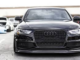 audi rs4 grill audi a4 s4 b8 5 rs4 front sport hex mesh honeycomb grill s