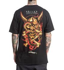 sullen clothing henya mens tee tattoo clothing art collective ink