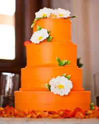 orange color shades 10 amazing ideas for orange wedding cake idea in 2017 bella