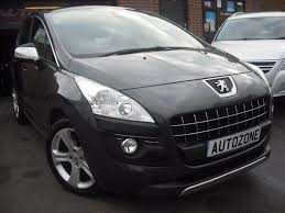 peugeot suv 2012 used 2012 peugeot 3008 allure e hdi fap 5dr for sale in maidstone