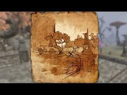bal foyen treasure map bal foyen treasure ii map location elder scrolls