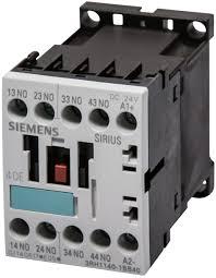 3rh11 control relays siemens sirius