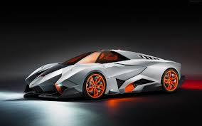 orange sports cars wallpaper egoista lamborgini supercar gray matt orange