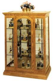Oak Curio Cabinets Curio Cabinet Amish Curiots Sale Hazelton Iowa Ohio Madetsamish