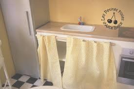 rideau pour placard cuisine rideau placard cuisine best rideaux pour placard de cuisine maison