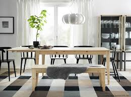 Ikea Dining Room Furniture With Inspiring Interior Art Designs