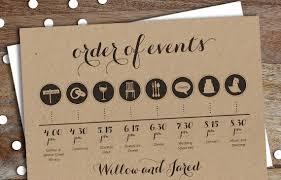 Examples Of Wedding Reception Programs Wedding Reception Timeline Planning Guide Modwedding