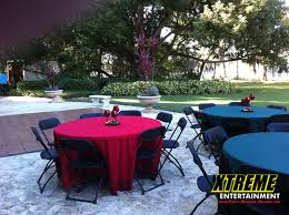 table and chair rentals orlando table and chair rentals party rentals orlando