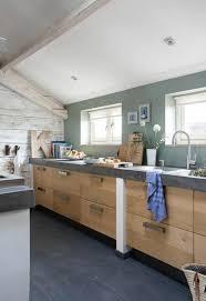 couleur mur cuisine bois couleur mur pour cuisine idées décoration intérieure