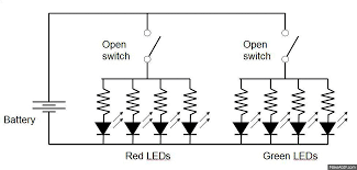 led traffic glove build a safety device to direct traffic