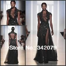 Cheap Gowns Black Couture Evening Gowns U2013 Where Is Lulu Fashion Collection
