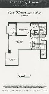 and floor plans trellis floor plan 1 bed