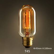 240v Led Light Bulbs by E27 Filament Light Bulbs Vintage Retro Antique Industrial Style