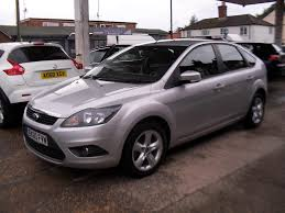 used ford focus 2010 for sale motors co uk