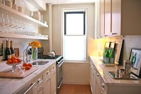 small galley kitchen storage ideas 5 ways to create a successful galley style kitchen layout