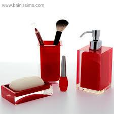 accessoire salle de bain orientale accessoires salle de bain rouge u2013 obasinc com