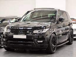 used land rover for sale used 2013 land rover range rover sport sdv6 autobiography dynamic