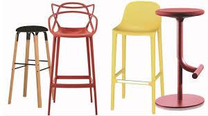 chaise bar tabourets cuisine tabouret carr design de bar square blanc
