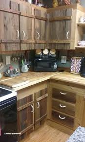 kitchen cabinets from pallet wood 12 amazing and cheap ideas for a kitchen make 2